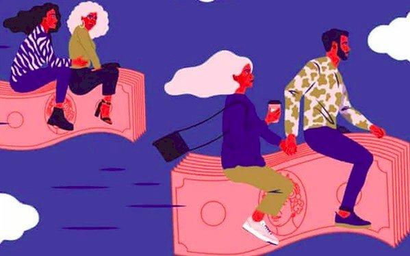 Cuộc sống dễ thở, sự nghiệp thăng tiến dù chỉ phải làm việc bằng 1/3 thời gian trước, blogger với hơn 100 triệu lượt theo dõi chia sẻ 5 quyết định tài chính giúp anh đổi đời - Ảnh: 1