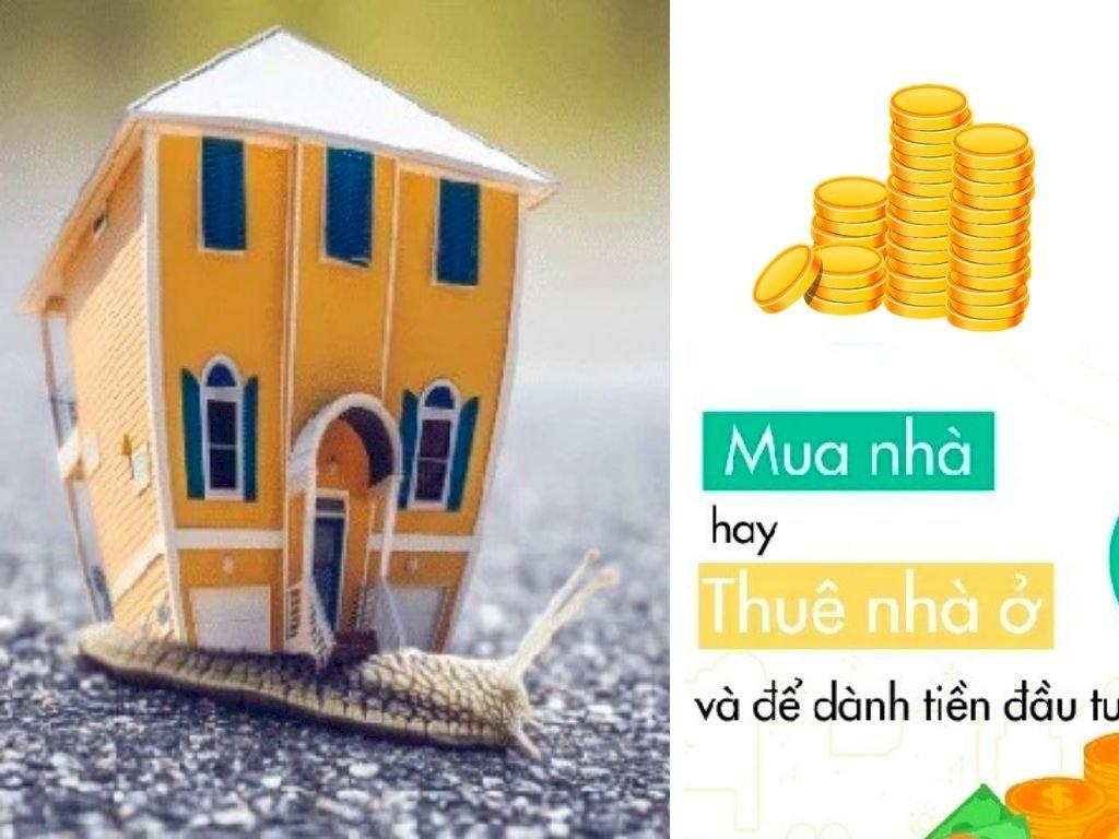 Lời khuyên của một môi giới BĐS: Tuổi trẻ đừng quá chú trọng vào chỗ ở, có 1,5 tỷ đồng nên ở nhà thuê và đem tiền đầu tư đất, thay vì dồn hết mua nhà