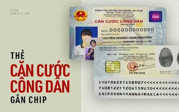 Làm thẻ căn cước công dân gắn chip khi nào phải đổi?