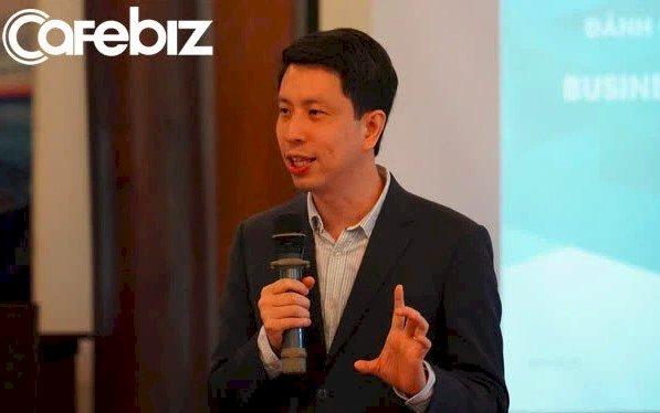 Anh Phan Lê Thành Long - Giám đốc AFA Research & Education