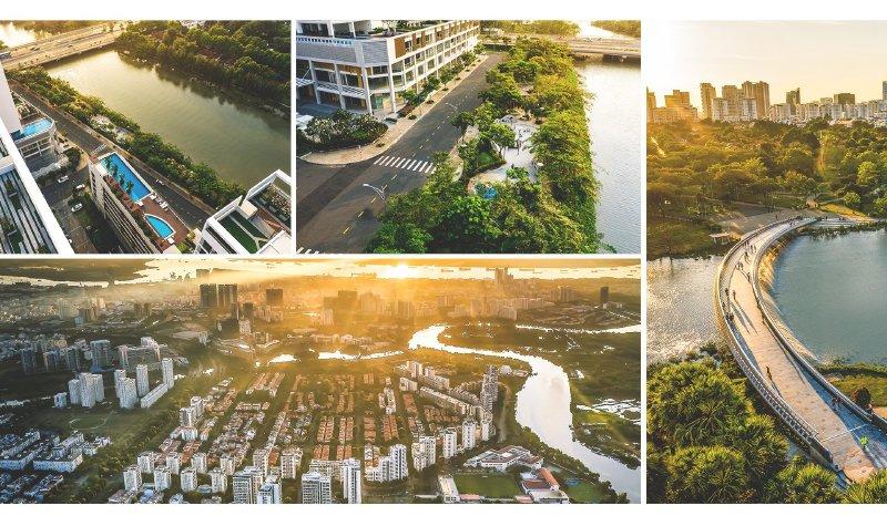 Năm 2020, thị trường bất động sản nhiều khu vực tại TP.HCM bùng phát mạnh mẽ về giá đặc biệt là khu Đông với việc thành lập thành phố Thủ Đức. Trong khi đó, Khu Nam đang âm thầm chuyển mình với hàng loạt đô thị mới đang thành hình cộng hưởng với khu đô thị lõi Phú Mỹ Hưng.