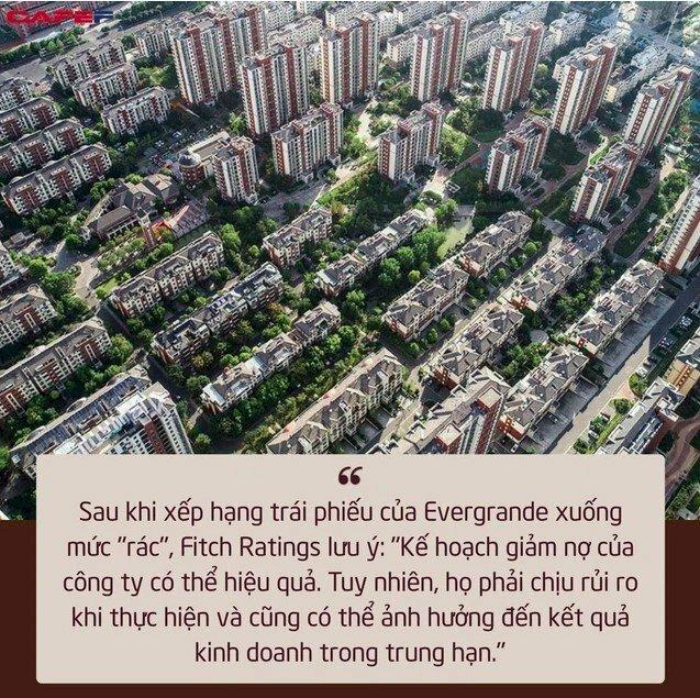 Công ty được mệnh danh là 'chúa nợ' đã được Bắc Kinh cứu khỏi bờ vực sụp đổ như thế nào? - Ảnh: 2