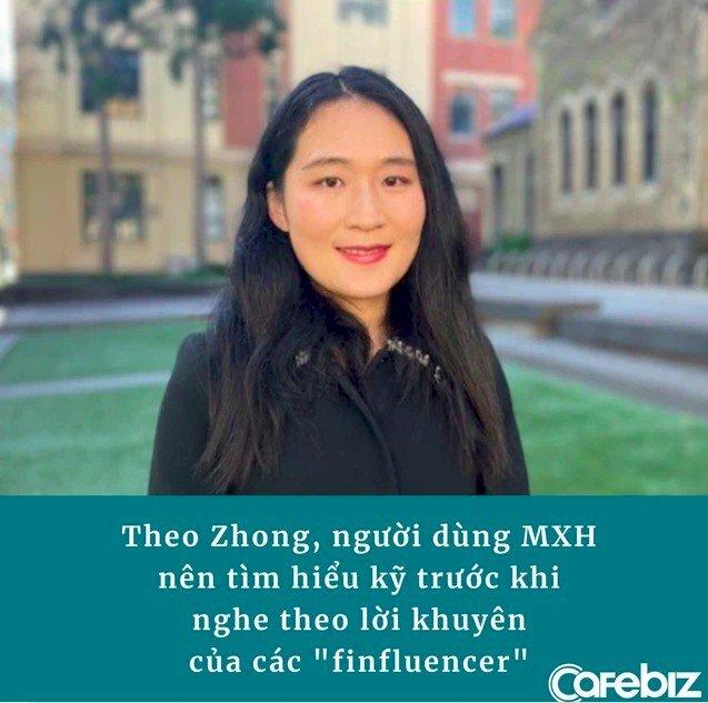 Finfluencer - 'Chuyên gia tài chính' trên MXH: Không bằng cấp, kinh nghiệm nhưng dạy làm giàu nhờ chứng khoán, tiền số, khuyên đủ thứ từ mua nhà đến đầu tư - Ảnh 3.
