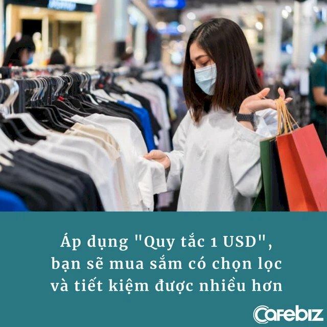 Quy tắc '23 nghìn đồng': Thà mua giày 600 nghìn đồng còn hơn áo tiền triệu giảm giá còn 575 nghìn đồng - Ảnh 1.