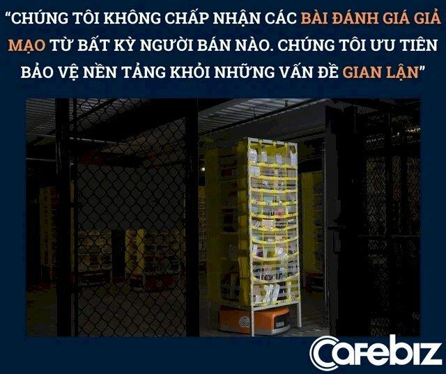 Trả tiền, tặng quà để mua đánh giá sản phẩm, 50.000 người bán hàng Trung Quốc nhận kết đắng: Phá sản, thất nghiệp sau 1 đêm vì bị Amazon đình chỉ tài khoản, doanh thu 15 tỷ USD không cánh mà bay - Ảnh 2.